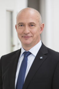 Harald Auner: Leiter Konzernbereich Patientensicherheit, Qualitätsmanagement und Hygiene