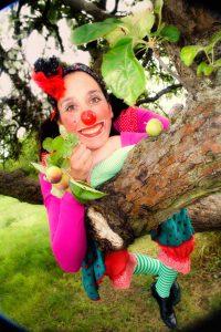 Clown-Doktorin Minke Bach alias Dr. Karamella (Foto: privat)