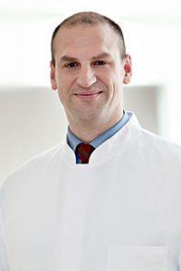 Heiko Wolf, Chefarzt für Schmerzmedizin