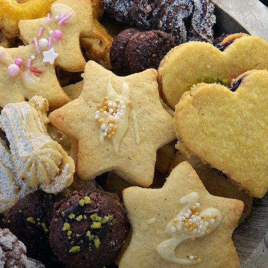 Diabetes: Auf zu viele süße Plätzchen sollte lieber verzichtet werden