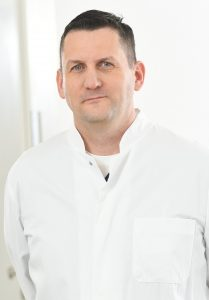 Dr. Michael Schneider, Chefarzt der Zentralen Notaufnahme am RHÖN-KLINIKUM Campus Bad Neustadt